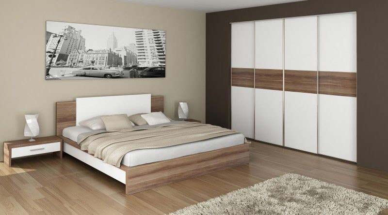 Спална соба по Мерка - DM-40004