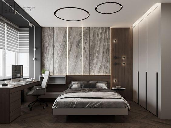 Спална соба по Мерка - DM-40013