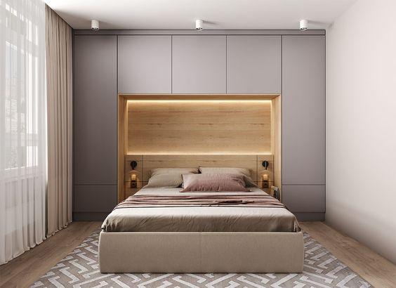 Спална соба по Мерка - DM-40025