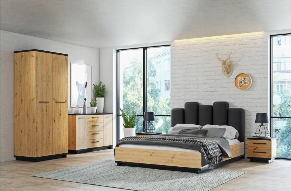 Спална соба по Мерка - DM-40028