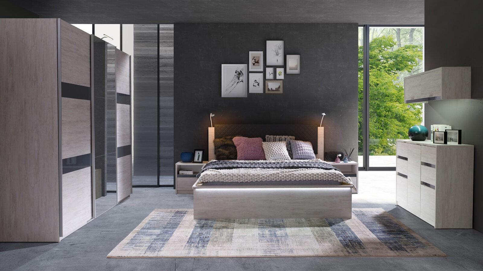Спална соба по Мерка - DM-40029