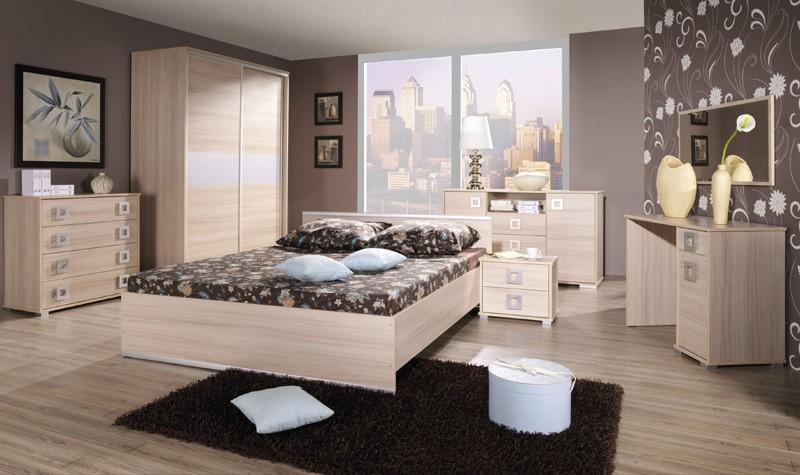 Спална соба по Мерка - DM-40039