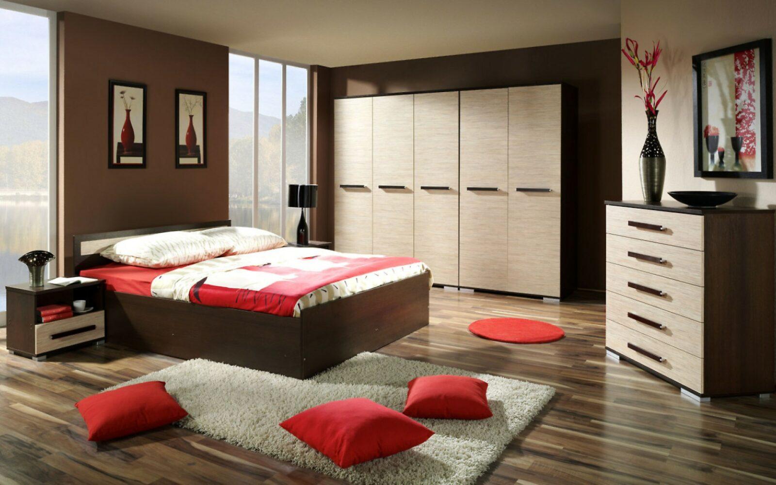 Спална соба по Мерка - DM-40048