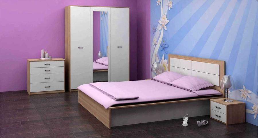 Спална соба по Мерка - DM-40058