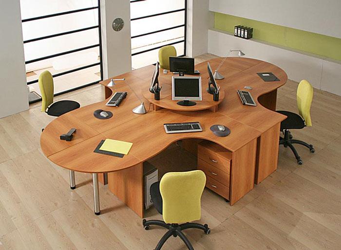 Мебел за Канцеларија по Нарачка - DM-60055