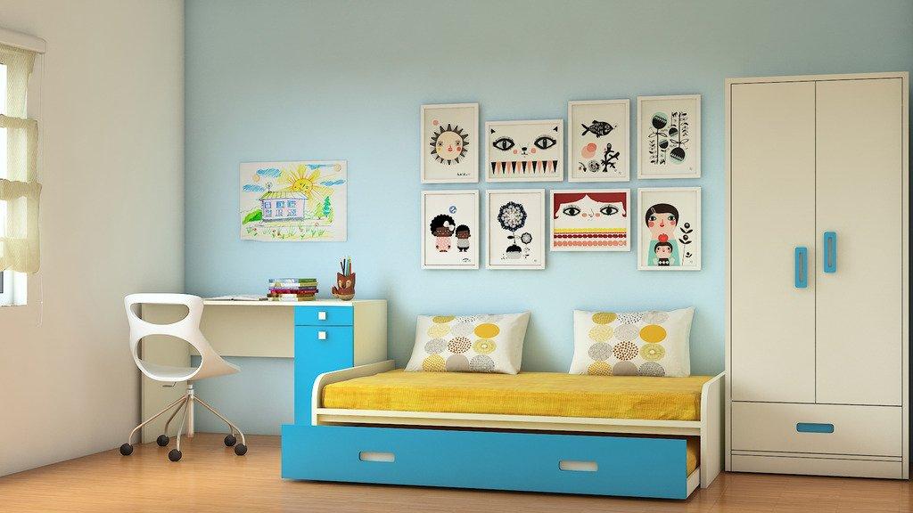Што треба да имате на ум кога купувате мебел за детска соба