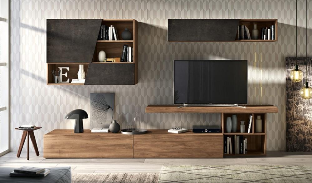 Мебел за Дневна соба по нарачка - DM-20053