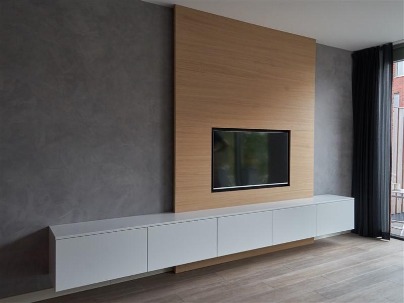 Мебел за Дневна соба по нарачка - DM-20059
