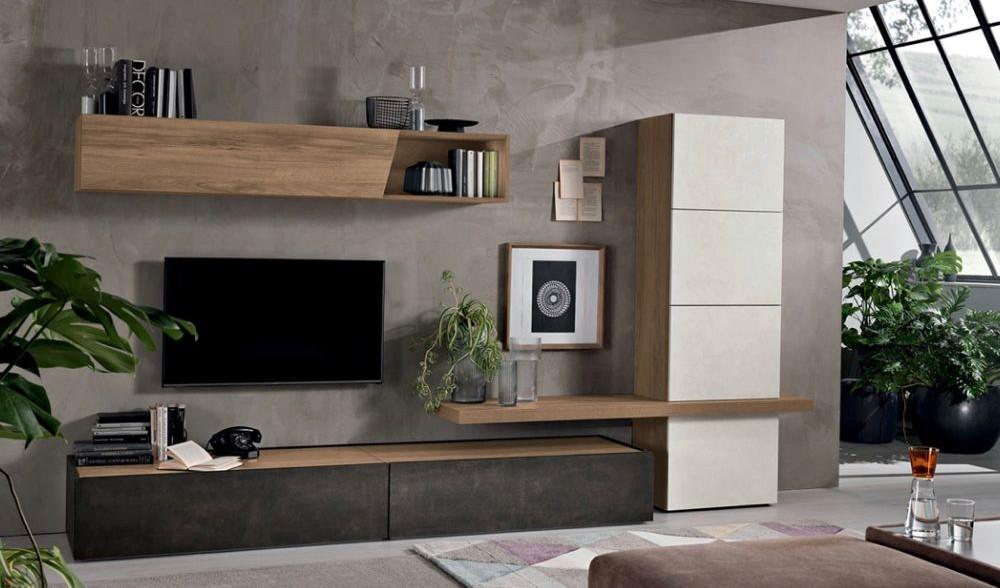 Мебел за Дневна соба по нарачка - DM-20060