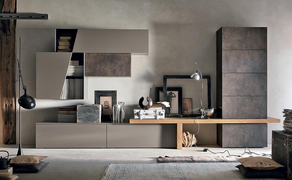 Мебел за Дневна соба по нарачка - DM-20062