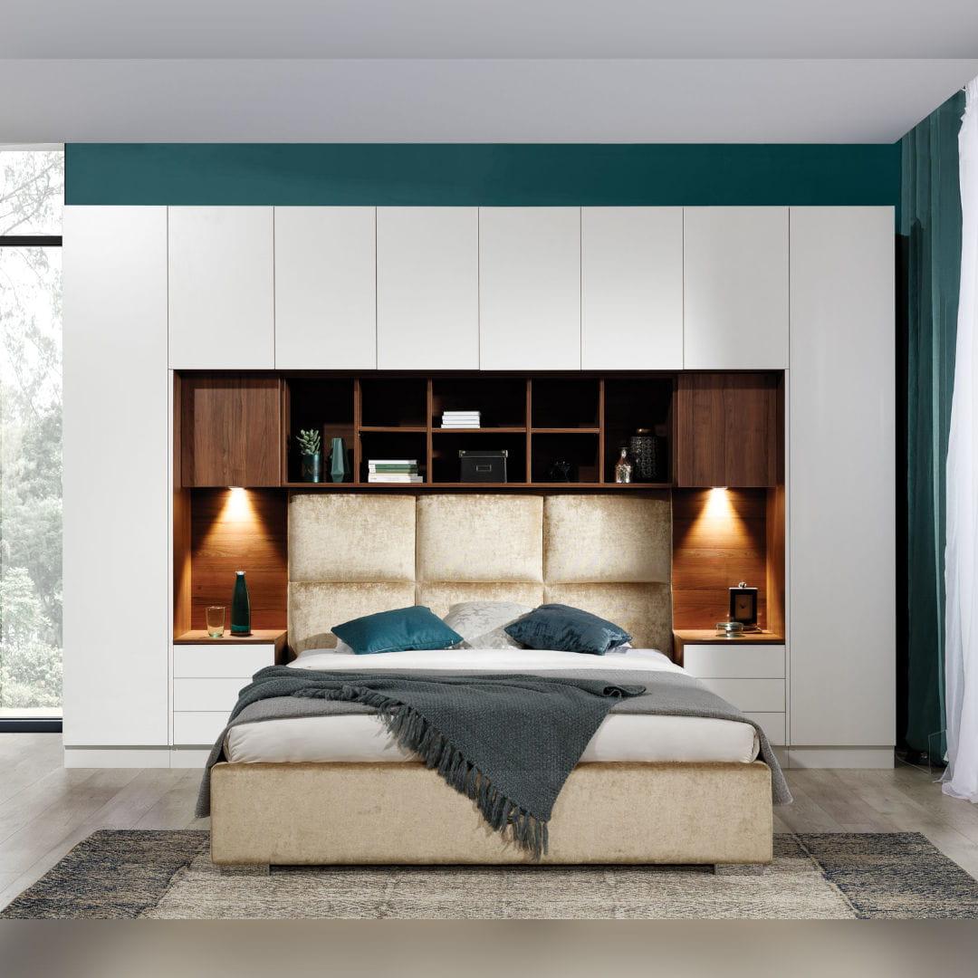 Мебел за Спална соба по Нарачка - DM-40064